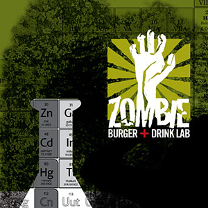 Zombie Burger and Drink Lab